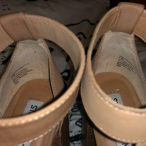 Steve Madden Shoes - Steve Madden Sawyer Perforated Heel Sandal Women ✨